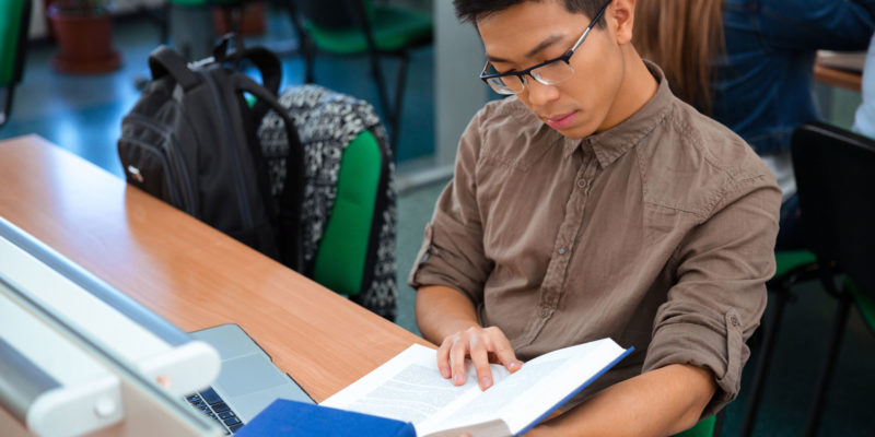 Providing Notes to Students with Dyslexia